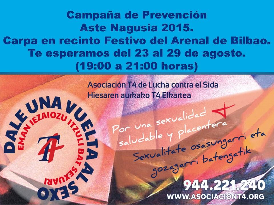 Campaña de Prevención en Jóvenes